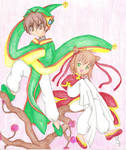 CCS: China Sakura n Shaoran