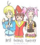 DK: Best friends forever