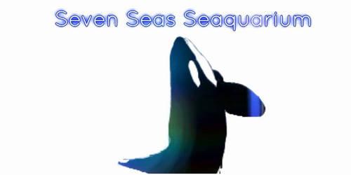 Seven Seas Seaquarium Logo by WildCreations505
