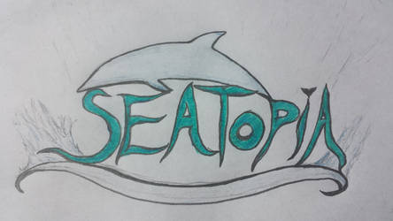 Seatopia Logo by WildCreations505