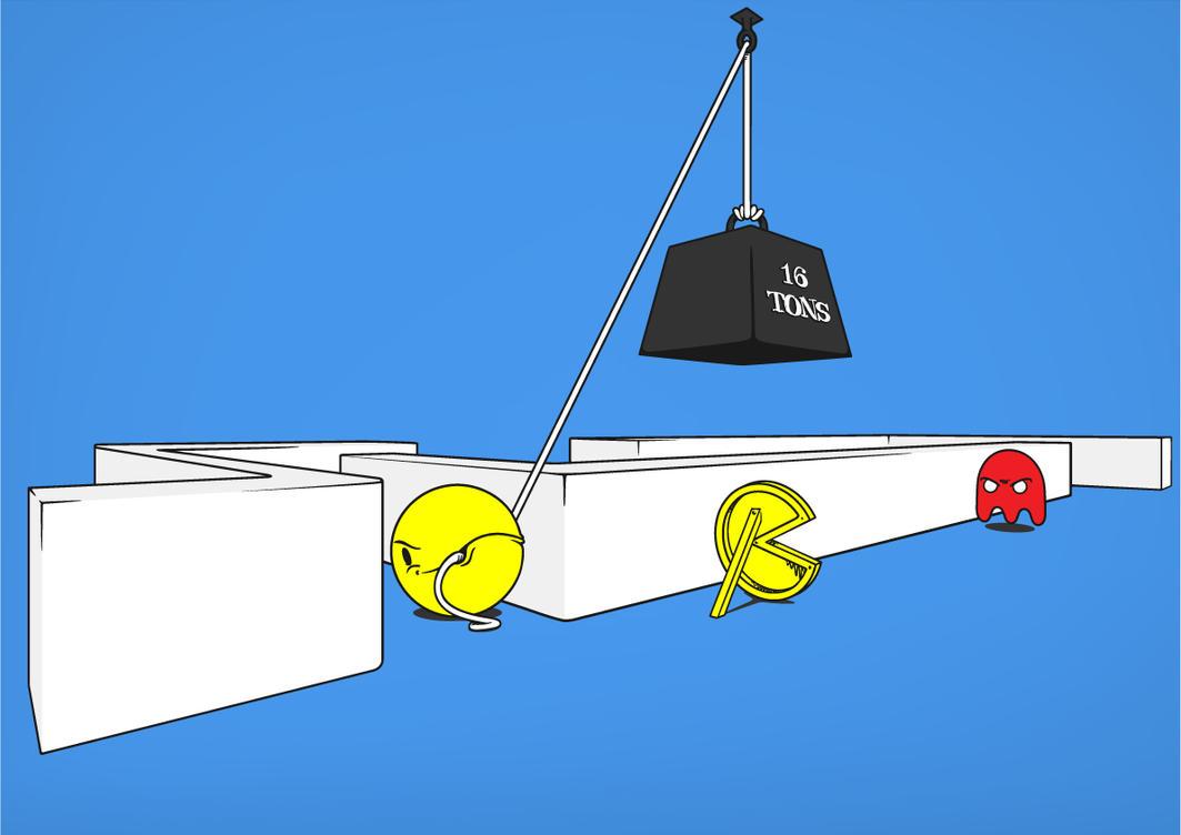 Pacman 2 by Trueneox