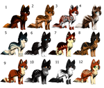 canine adoptables  {closed}