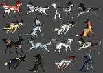 canine adoptables  {OPEN 2/16}