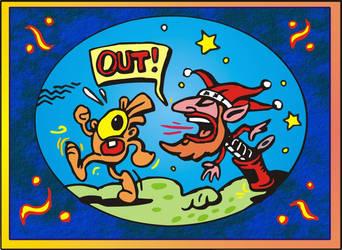 Sput and Jester 2014a by SputComix