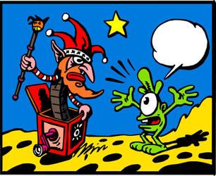 Sput and Jester 2014b by SputComix