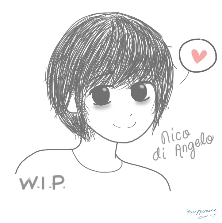 PJ: Nico Loves You (W.I.P.) by fuu-namine
