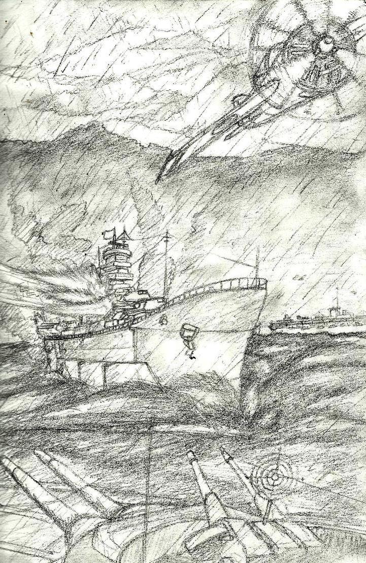 Fuso Sketch by Xandier59