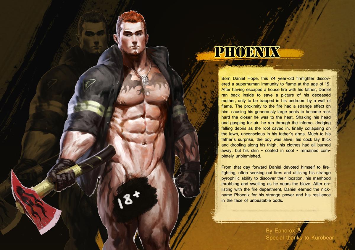 Phoenix by Ephorox