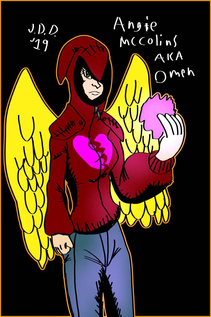 Omen Concept 1 by jddishmonart