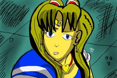 Sailor Moon Challgende