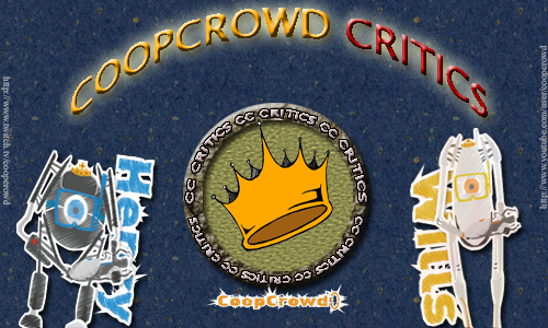 The coopcrowd critics! by LDinos