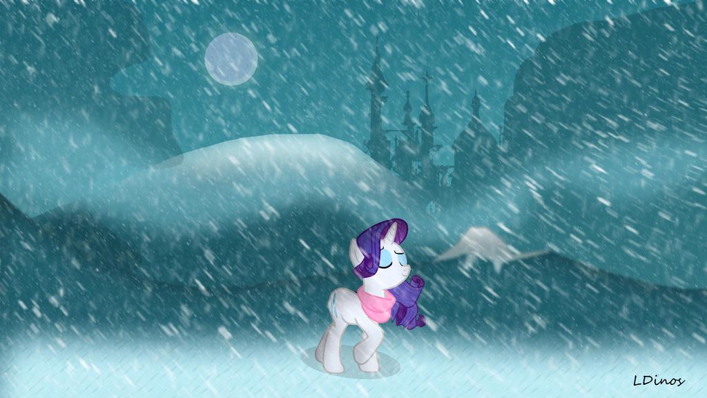 Snowy Rarity