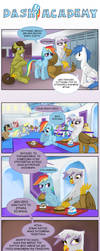 (GREEK) Dash Academy Chapter 2 - Hot Flank #4 by LDinos