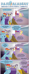 (GREEK) Dash Academy Chapter 2 - Hot Flank #6 by LDinos