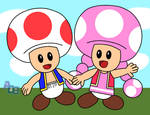 Toad and Toadette [RQ]