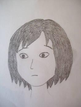 Alyx Vance #1 (sketch): Young Alyx