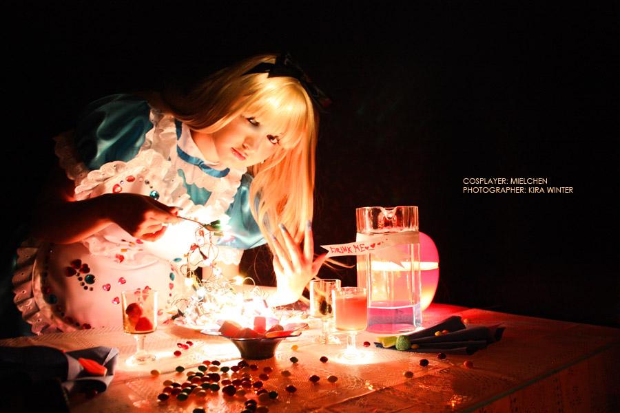Alice in Wonderland by kirawinter