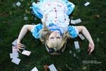 Alice in Wonderland - Dreaming