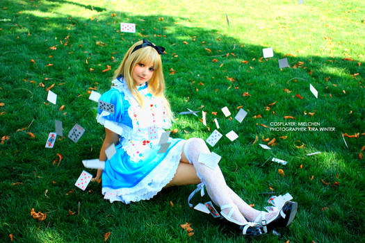 Alice from Magicland by kirawinter