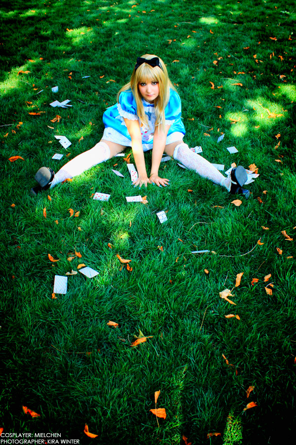 Alice from Wonderland by kirawinter
