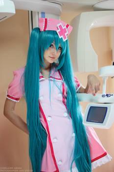 Miku Hatsune Love Ward