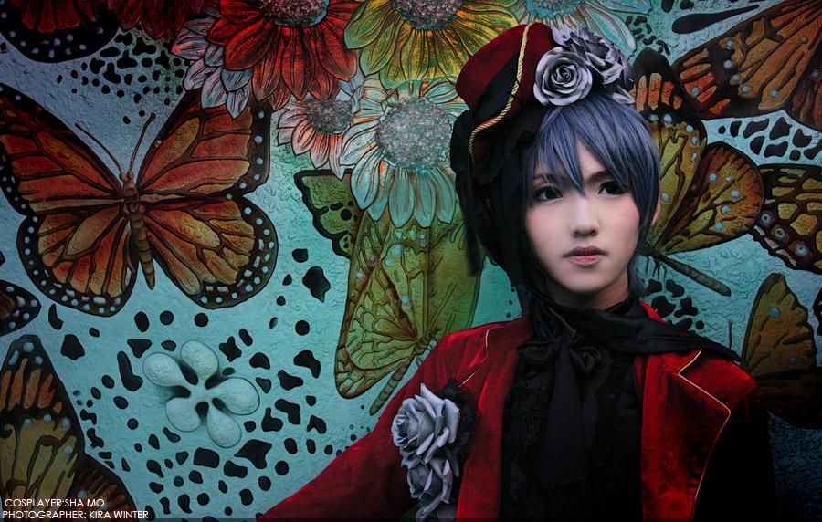 Ciel Phantomhive-Kuroshitsuji by kirawinter