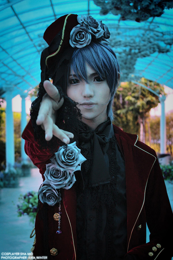 ciel phantomhive cosplay - photo #27