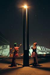 Macross Frontier-Space Opera by kirawinter