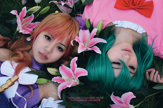 Ranka and Sheryl
