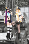 Panty and Stocking - POLICE