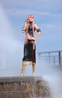 Vocaloid - Megurine Luka by kirawinter