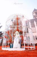 Umineko - Cage by kirawinter
