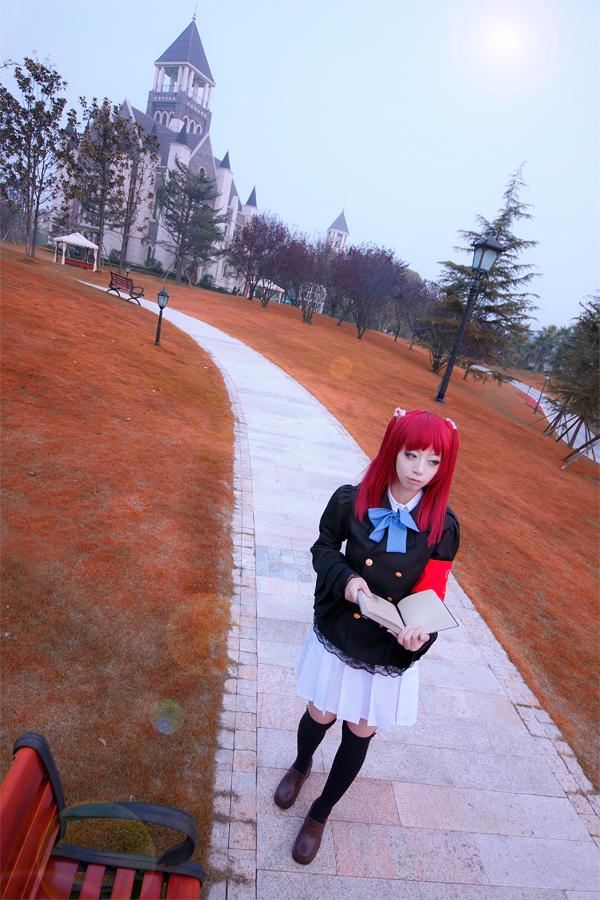 Umineko - Ange Ushiromiya by kirawinter