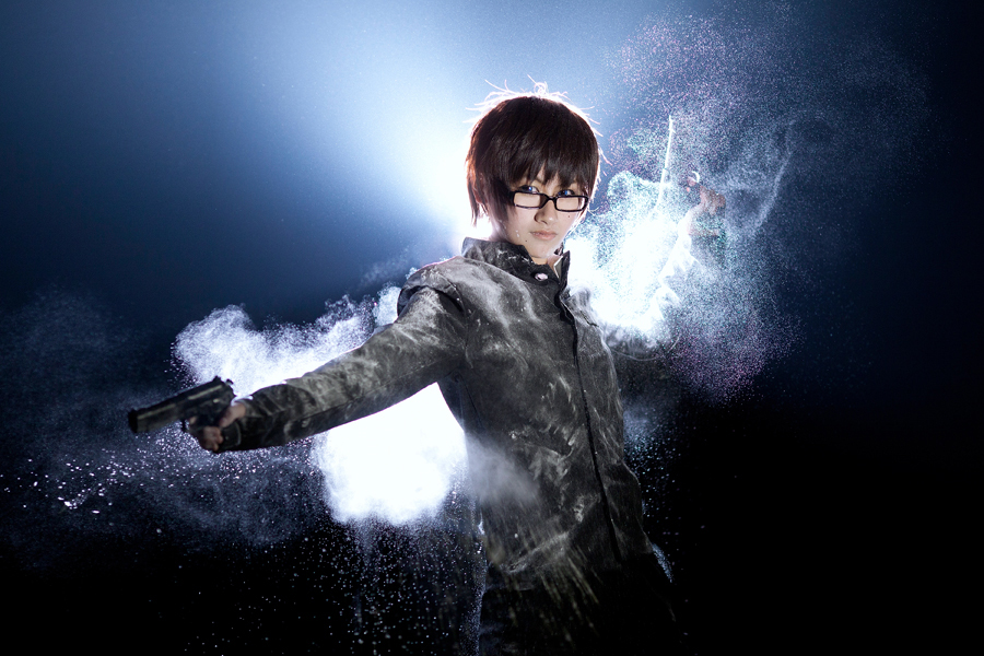 Okumura Yukio - Blue Exorcist by kirawinter