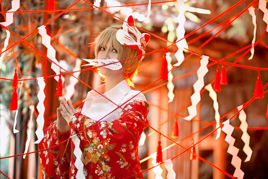 Natsume Yuujinchou - Natsume Takashi by kirawinter
