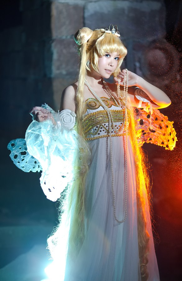 Princess Serenity - Sailor Moon by kirawinter