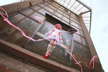 Madoka Kaname - Magical Girl by kirawinter