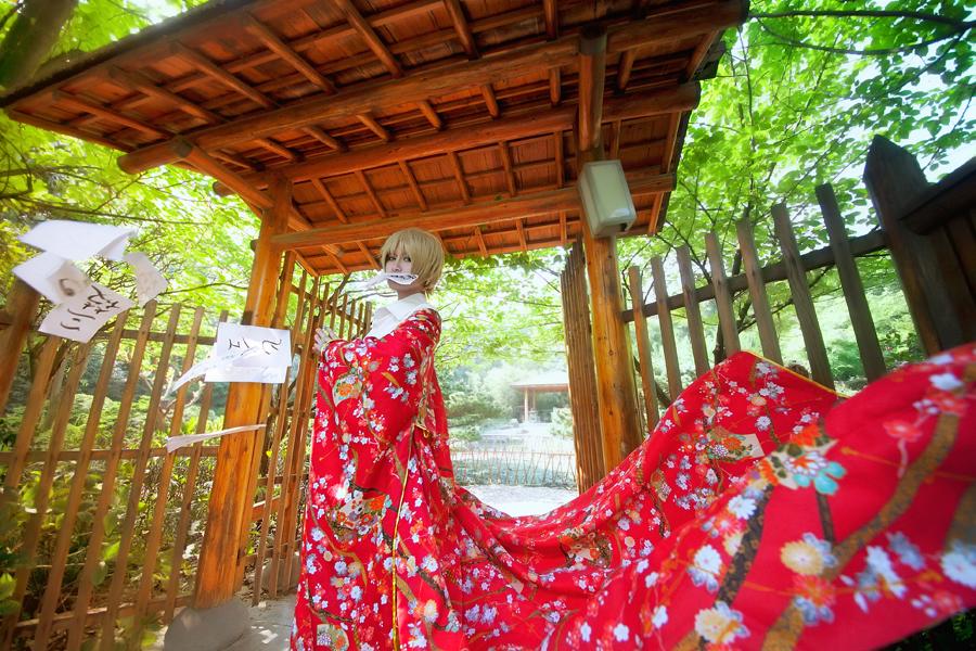 Natsume Takashi by kirawinter