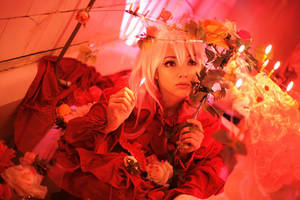 Guilty Crown - Inori Yuzuriha