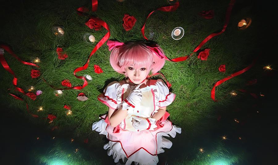 Kaname Madoka - Magic by kirawinter