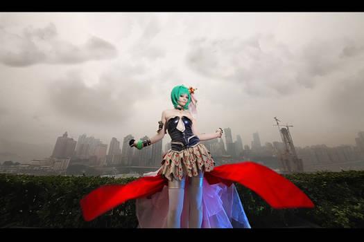 Macross Frontier - Ranka Lee