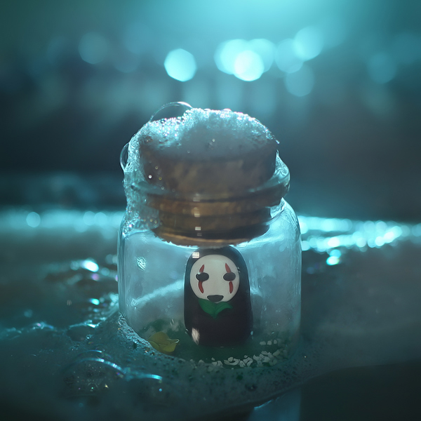 Spirited Away - Dont want to bath by kirawinter