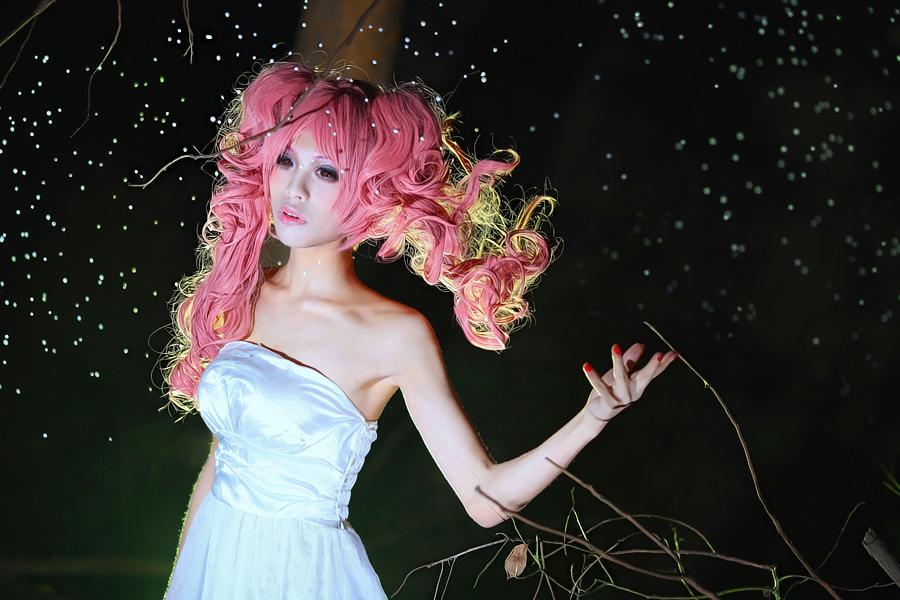 Megumi Shimizu - SHIKI by kirawinter