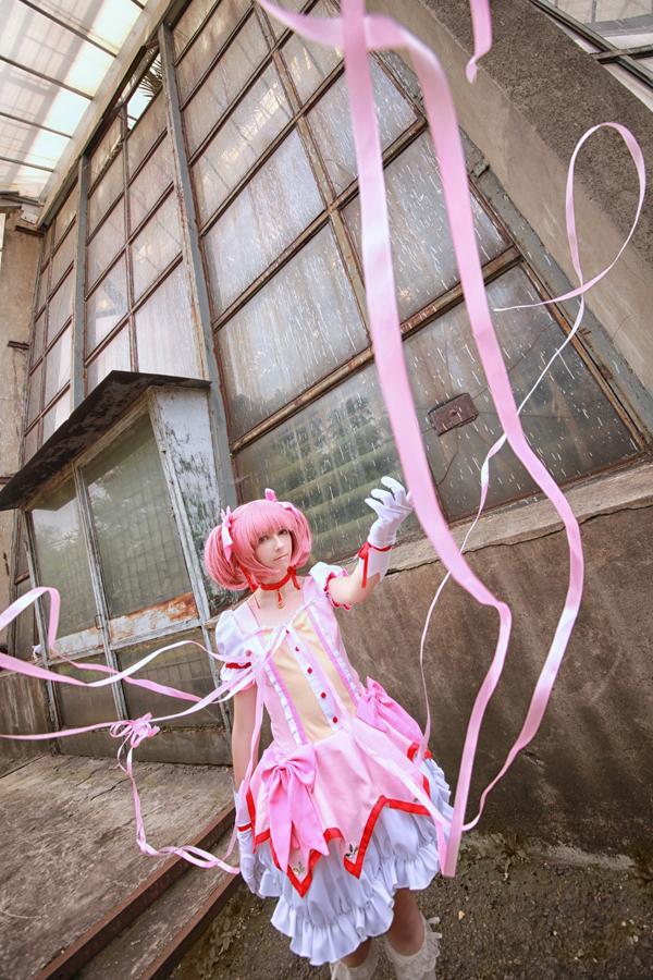 Madoka Kaname Magical Girl by kirawinter