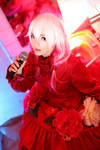 Guilty Crown Inori Yuzuriha