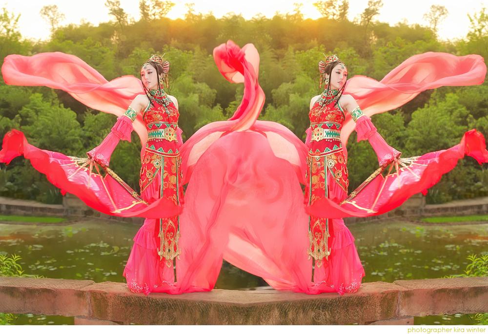 Jian Wang San - Yan Yu Qi Xiu by kirawinter