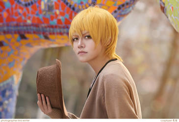 Kuroko no Basuke - Kise Ryouta by kirawinter
