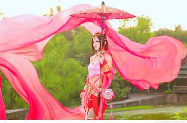 Jian Wang San - Nan Huang Qi Xiu by kirawinter