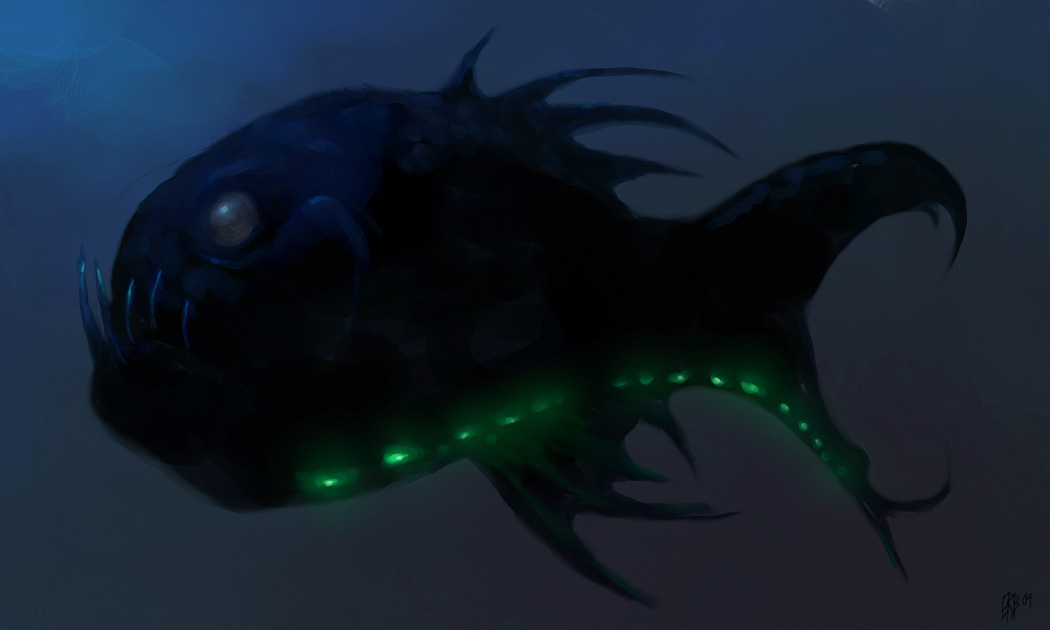 Deep sea fish by s1naptic on deviantart for Best time to go deep sea fishing in the gulf