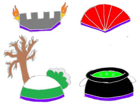 Skylanders New Bases Part 6